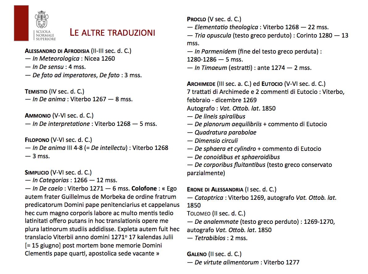 a lecture by Concetta Luna p.4